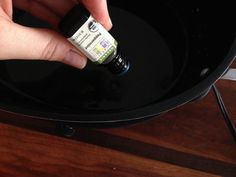 Make Peppermint and Beeswax Lip Balm in Your Slower Cooker! >> http://blog.diynetwork.com/maderemade/how-to/diy-beeswax-lip-balm?soc=pinterest