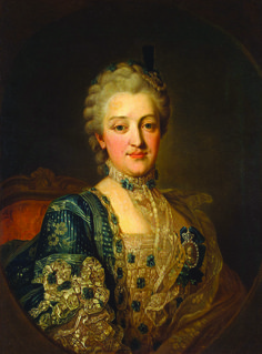 1767/1768 Natalia Alexandrovna Repnina by I Per Kraft (Hermitage)   Grand Ladies   gogm