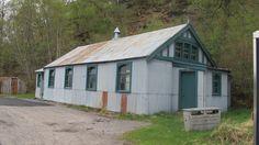 "Meg's Dance Studio / ""Monarch of the Glen"" Monarch Of The Glen, Dance Studio, Shed, Outdoor Structures, Barns, Sheds"