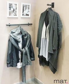 Fade to Grey | Warm and fuzzy collection is firmly on our new season agenda! Find us in Glyfada {Gr. Lampraki 15} • #matfashion #AutumnWinter2015 #grey #collection #mat_Glyfada #ootd #plussizefashion #psblogger #instafashion #realsize #fashion #inspiration #shopping #Glyfada #AthensRiviera