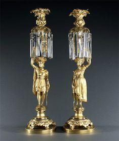 Candelabra, Candlesticks, Rococo, Luster, Lamps, Chandelier, Ceiling Lights, Decor, Art