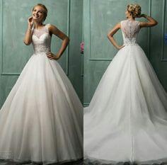 Traum Hochzeitskleid