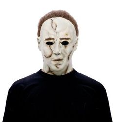 I'm obsessed with the many variations of the michael myers mask. I want all of them!