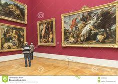 Rubens trabaja en el Alte Pinakothek - Munich, Alemania. Foto acerca oscuro, diseño, viejo, munich, colección, gladness, museo, oldest, hecho, retrato, lona, automóvil - 105069854 Painting, Art, Munich Germany, Portraits, Paintings, Dark, Museums, So Done, Pictures