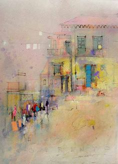 watching sorrento - John Lovett
