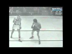 Boxe: Eder Jofre x Eloy Sanchez - Narração Flávio Araujo - Eder Campeão Mundial!