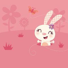 Sarah Ward Illustration - sarah ward, sarah, ward, novelty, picture book, digital, young, sweet, commercial, educational, activity, animals, rabbits, bunnies, bunny, greetings cards