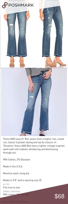 100% True New Loose Slim Wide Leg Pants Sanding Edge Ninth Length Front Pocket Straps Waist Button Adjustment Skin Friendly For All Season Luxuriant In Design Jeans Bottoms