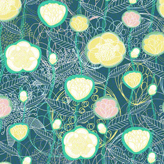 Serena Bellini | The Ultimate Portfolio Builder | May 2015 class | Pattern Design Showcase | The Art and Business of Surface Pattern Design | Make it in Design