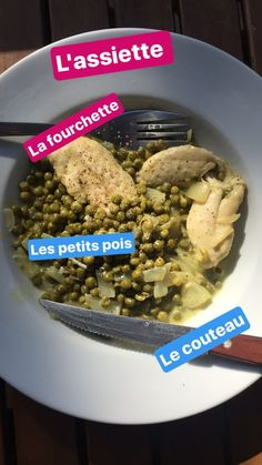 Learn French every day on Instagram