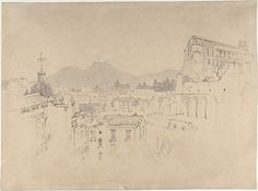 John Ruskin | Naples | The Metropolitan Museum of Art