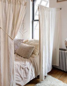 La Maison Boheme: bedroom