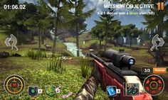 Hunting Safari 3D v1.3 (Mod Money)   Hunting Safari 3D v1.3 (Mod Money)Requirements: Android 2.1Overview: Journey to the worlds wildest locations and hunt for real animals in Hunting Safari now! It is time to load out your weapons and get your 5 star shooting fix!  Hunting Safari is the first mobile game that offers a trip of big-game hunt not only on foot but also on moving vehicles and even on motorboats in the water. Arm yourself with shotguns pistols assault rifles and the latest…
