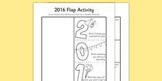 * NEW * 2016 Flap Activity