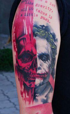 Tattoo by A.d. Pancho | Tattoo No. 9220 Repin & Follow my pins for a FOLLOWBACK!