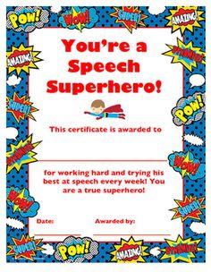 Speech graduation certificates graduation the o 39 jays for Speech contest certificate template