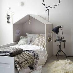 Une chambre d'enfant inventive