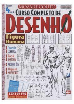Curso completo de desenho (figura humana)