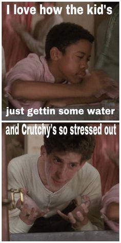 Newsies Crutchy #funny