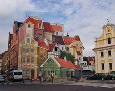 Śródka   Poznan 15' apo kedro