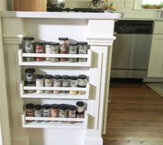 10 Hidden Spots in Your Kitchen You Could Be Using for Storage