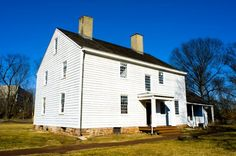 The Wallace House in Somerville, New Jersey is a Georgian style historic house which served as the headquarters of General George Washington during the Middlebrook Winter Encampment, December 11, 1778 to June 3, 1779. It was listed on the New Jersey Historic Register and then the National Register of Historic Places in 1970. RP by DCH Paramus Honda Team Leader Mike Lee http://mike-lee.dchparamushonda.com