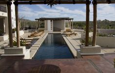Feeling like you need to get away?  How about visiting the fabulous Prana del Mar retreat in Los Cabos?  Nandina makes all their towels and robes!