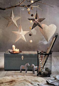 Pembe Yastık / Ev Dekorasyonu Blogu ve Dekorasyon Önerileri: Yeni yıl dekorasyonu