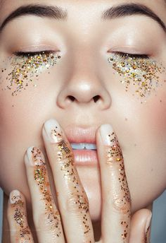 Glittery - Join me in my new beauty photography journey: <a…