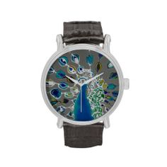>>>Low Price          	© P Wherrell Contemporary impressionist peacock Watches           	© P Wherrell Contemporary impressionist peacock Watches we are given they also recommend where is the best to buyHow to          	© P Wherrell Contemporary impressionist peacock Watches low...Cleck Hot Deals >>> http://www.zazzle.com/p_wherrell_contemporary_impressionist_peacock_watch-256297720669656922?rf=238627982471231924&zbar=1&tc=terrest