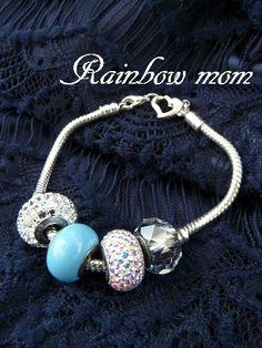 BeCharmed ブレスレット http://ameblo.jp/rainbowmom/entry-11841201778.html