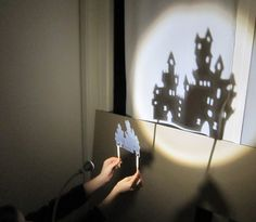 Make simple shadow puppets to fit any story your kids can dream of and create your very own Chinese shadow theater to bring the silhouettes to life.