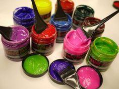 Como crear tinturas para el pelo♥ (colores fantasía) - Taringa!
