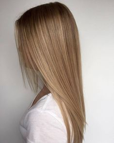 root stretch by . root stretch by And that's how it's done . root stretch by hair Blonde Hair Looks, Honey Blonde Hair, Blonde Hair With Dark Eyebrows, Balayage Hair Dark Blonde, Neutral Blonde Hair, Blonde Hair For Brunettes, Champagne Blonde Hair, Caramel Blonde Hair, Carmel Hair