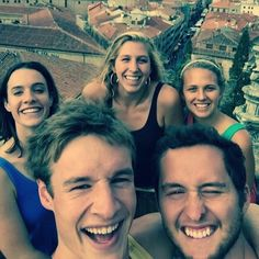 Be a tourist in your own city. ISA featured blogger Laura Morse has 6 ways to enjoy Salamanca Spain. Whether you're interning there or just visiting for the weekend be sure to make it to the top of the bell tower in the New Cathedral! Best views of the city! #Salamanca #Spain #España #internabroad #internship #isaabroad by isa_experience