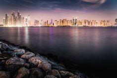 Dubai, United Arab Emirates by Freddie Ardley