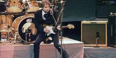 Bob Dylan - Not Fade Away - April 25, 1999 with - Bruce Springsteen