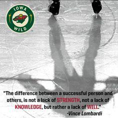 #IAWild #Motivation #Hockey #Quotes