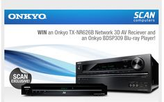 Win an Onkyo Reciever and BR Player - Competitions. Beautiful Landscapes, Competition, This Or That Questions