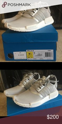 Adidas NMD R1 BRAND NEW ADIDAS NMD R1 GRAY sold out. Ds Adidas Shoes Athletic Shoes