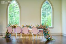 A Glamorous Wedding Reception | ElegantWedding.ca