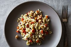 Pearl couscous from Food52