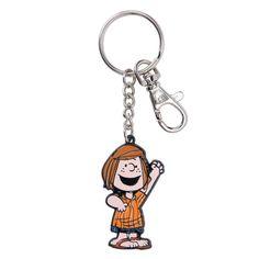 Peppermint Patty Key Chain: Snoopn4pnuts.com