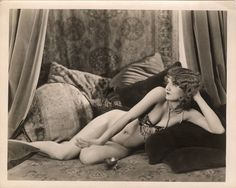 Albert Arthur Allen - Harem series, 1920s