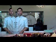Joost Arijs, spraakmakende patissier, ijsmeester en chocolatier.