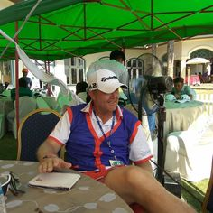 Spot of lunch before the second round here in Myanmar #golf #caddie #tourlife #swingingwithswagger