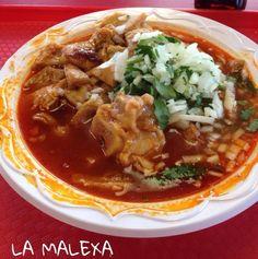Menudo por La Malexa Ce #sopa #menudo #mexican #diy #platillo #chef #easy #receta #recetasitacate #itacate #aniversario #fiestas
