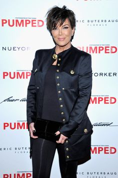 Kris Jenner Photos: Melissa McCarthy and Eric Buterbaugh Host Brian Atwood's Celebration of PUMPED Kris Jenner Hair, Kris Jenner Style, Kendall And Kylie Jenner, Kardashian Family, Kardashian Jenner, Jenner Photos, Good Looking Women, Melissa Mccarthy, Brian Atwood