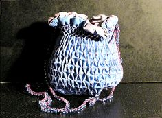 Anna Clari - smocked bag