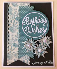Birthday Wishes by Jenny Alia